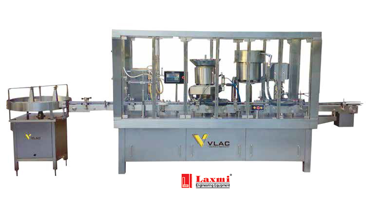 VIAL filling and stoppering